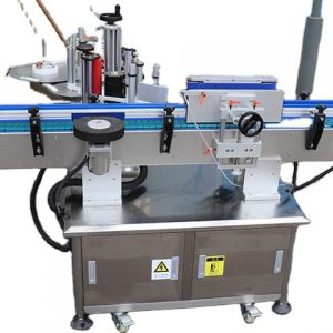 Sauce Sticker Bottle Labeling Machine