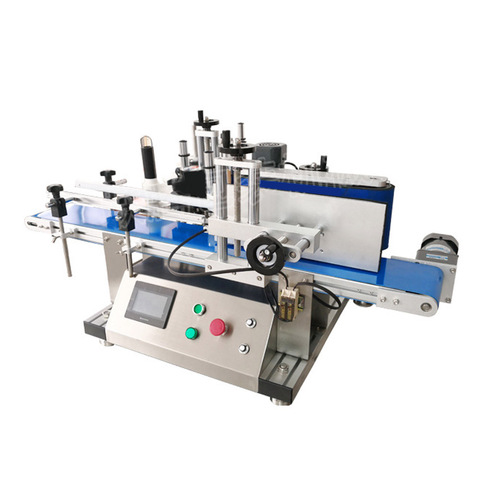 Automatic labeling machine with friction feeder | PRINTMARK