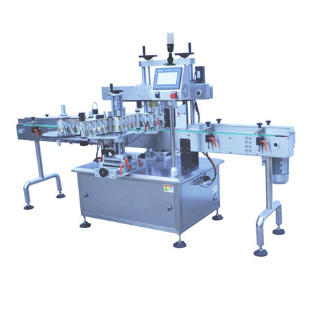 KL-503 Fixed Point Automatic Labeling Machine Manufacturer in...