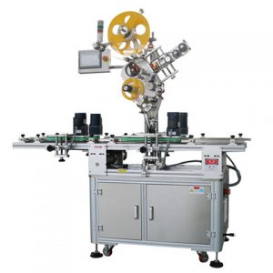 Glass Olive Oil Labeling Machine