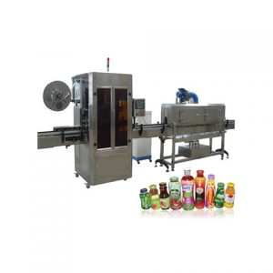 Double Side Labeller Machine