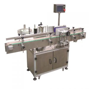 Ew Product Self Adhesive Bottle Label Printing Machine