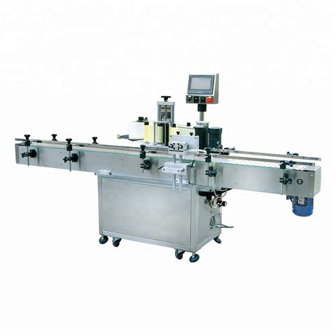 paint barrel labeling machine, paint barrel labeling machine...