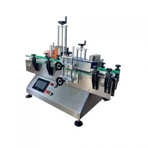 Automatický stroj na označování lahví