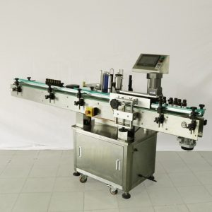 Spray Can Wrap Labeling Machine