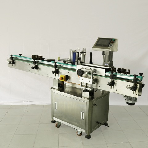 Automatic Ampoule Labelling Machine at Best Price in Ahmedabad...