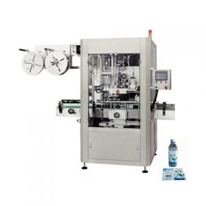 Automatic Horizontal Sticker Labeling Machine For Ball Pen