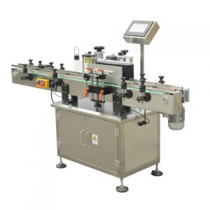 Automatic Collapsible Tube Wrap Around Sticker Labeling Machine
