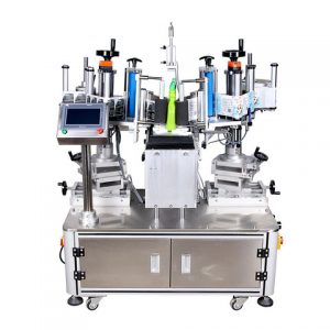 Plastic Beer Bottle 500ml Labeling Machine