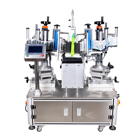 ZONESUN XL T821 Automatic Round Surface Labeling Machine...