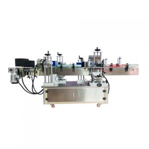 Automatic Paste Labeling Machine For Can