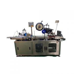 Sticker Strawberry Box Top Surface Labeling Machine Manufacturer