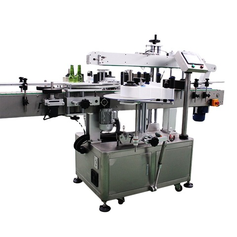 Double Sides Automatic Labeling Machine from China Manufacturer...