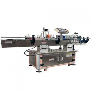 Labeling Machine For Flat Square Round Bottles