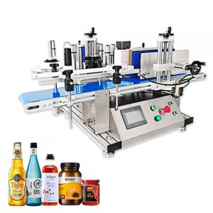 Horizontal Labeling Machine For Pen