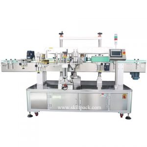 China Automatic Horizontal Way Pen Labeling Machine Manufacturer
