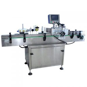Full Self Adhesive Sticker Labeling Machine For Bag