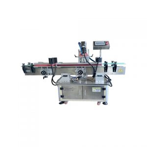 Automatic Adhesive Sticker Bucket Labeling Machine Manufacturer