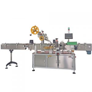 Round Bottle Rolling Labeling Machine