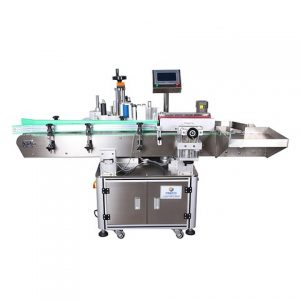 Hot Sale Bottle Labeling Machine For Round Bottles
