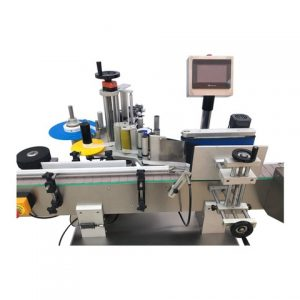 Canned Peanut Bottle Labeling Machine
