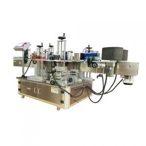 Cleaner Bottle Labeling Machine