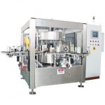 Filling Capping Labeling Machine