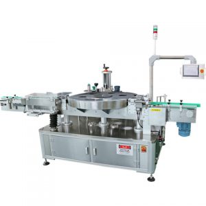 China Manufacturing Full Automatic Factory Price Bottle Labeler