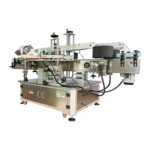 Automatic Labeling Machine For Flat Bottles