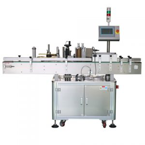 Horizontal Small Bottle Label Machine For Sale