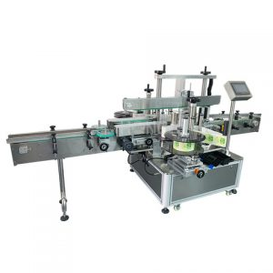 Fully Automatic Type Labeling Machine For Milk Bottle