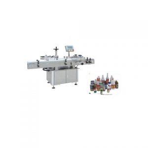 Stroj na tisk rovinných štítků