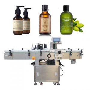 Supply One Side Full Labeling Machine For Barrels