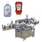 Automatic Sticker Bottle Labeling Machine With Date Printer