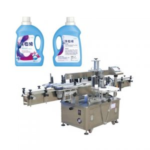 Automatic Injector Labeling Machine