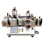 Linear Flat Bottle Double Side Labeling Equipment