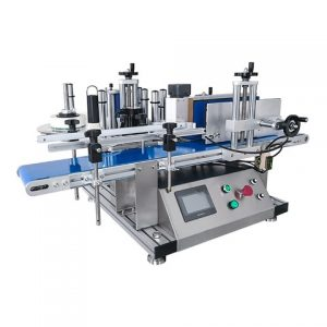 Labeling Machine With Printing Device For Plastic Bag