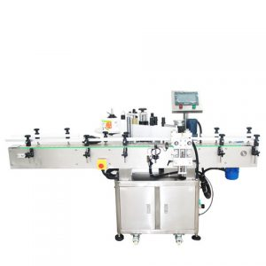 Pvc Card Automatic Adhesive Sticker Label Pasting Machine