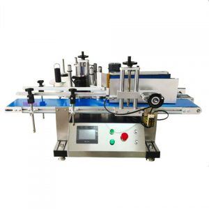 Snack Box Labeling Machine