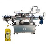 Disposable Gel Bottle Labeling Machine