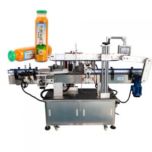 Single Side Wet Glue Sticker Labeling Machinery