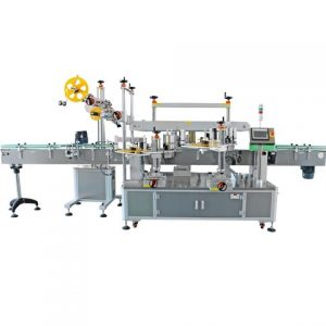 Factory Automatic Sticker Vial Labeler Labeling Machine
