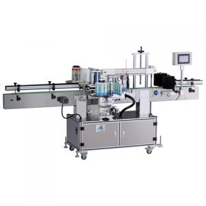 Double Side Packing And Labeling Machine