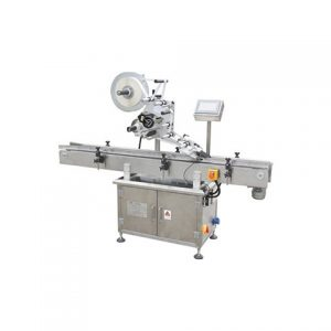 Shanghai Chemicals Labeling Machine For Glass Bottles