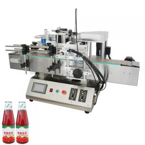 Customized Label Machine Automatic Round Bottle Labeling Machine
