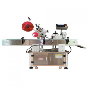 Soybean Sauce Round Bottle High Accuracy Labeling Machine