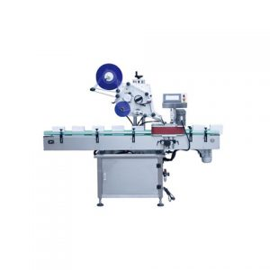 Round Chilli Bottle Labeling Machine