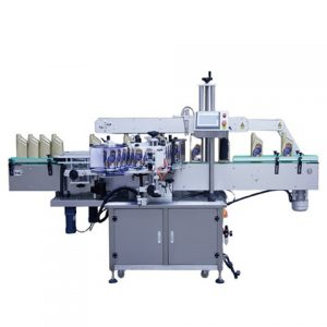 Linear Juice Bottle Label Machine