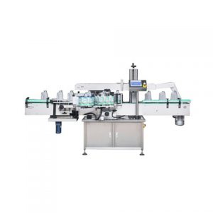 Automatic Stickers Battery Labeling Machine For Top Surface