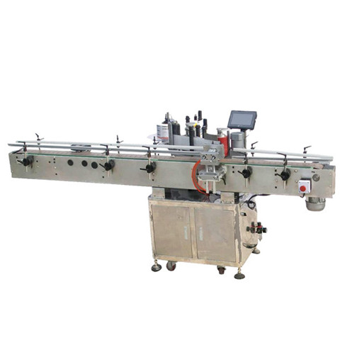 Multipack Two Side Sticker Labeling Machine, MMCSL-120